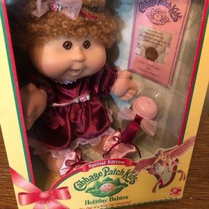 Cabbage Patch Holiday Baby